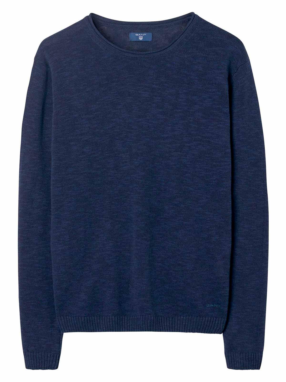 Picture of GANT | Men's Cotton Linen Sweater