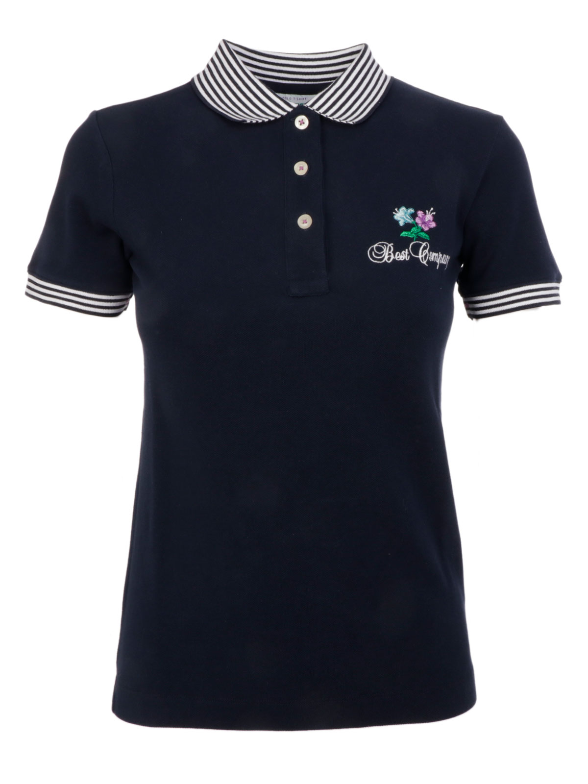 Picture of BEST COMPANY | Women's Boat Polo Shirt