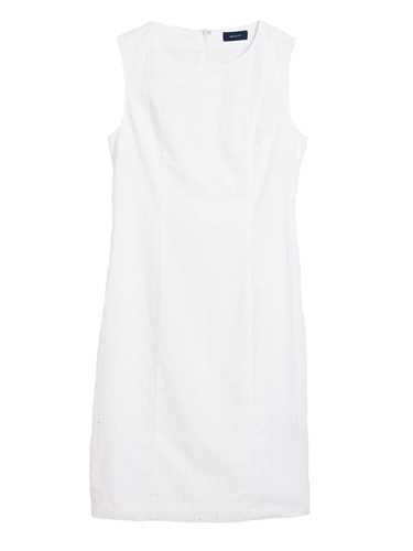 Picture of GANT | DRESS O2. BRODERIE ANGLAISE DRESS