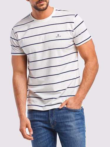 Picture of GANT | Men's Breton Stripe T-Shirt