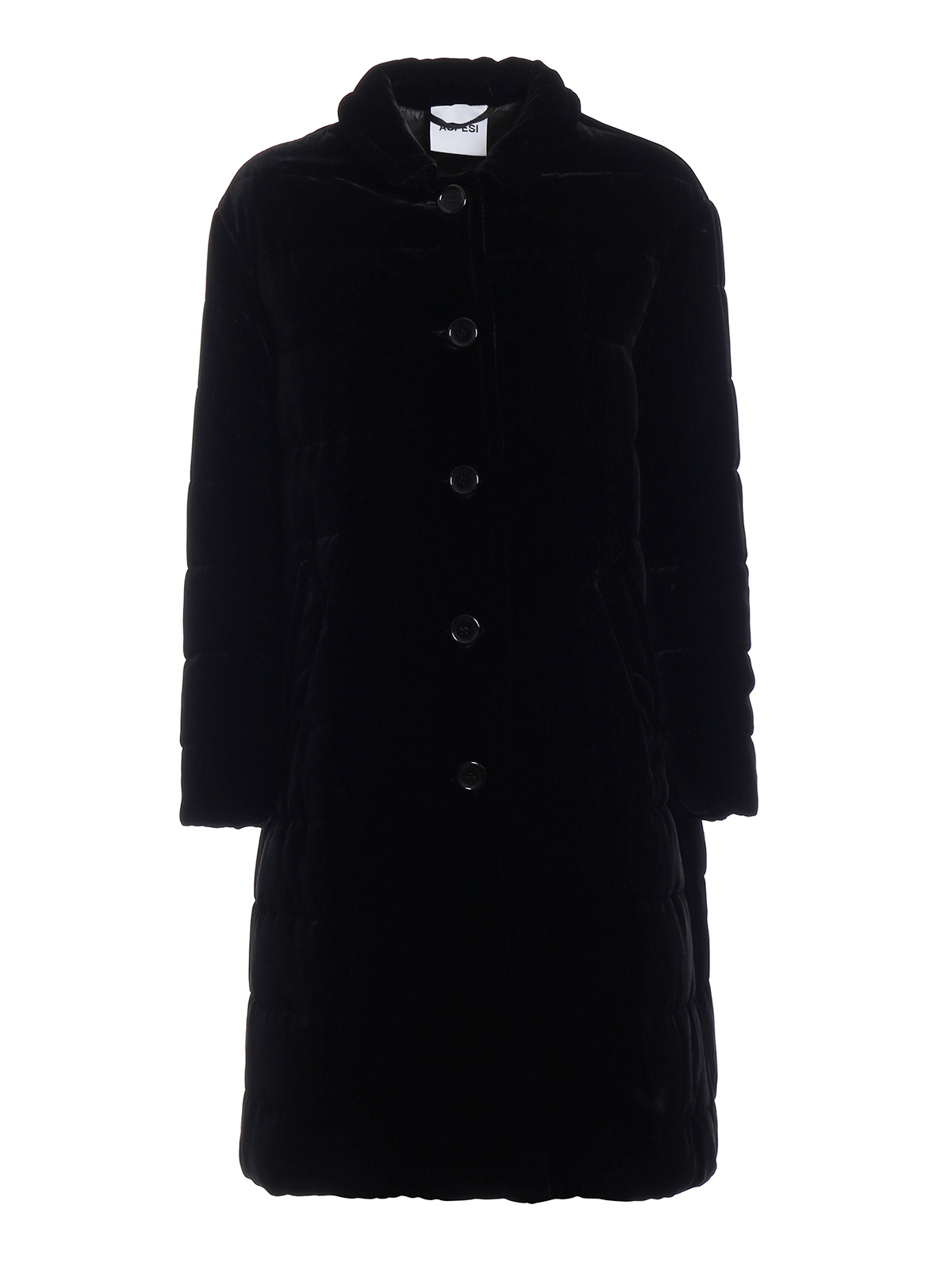 Picture of ASPESI | Women's Angostura Velvet Coat
