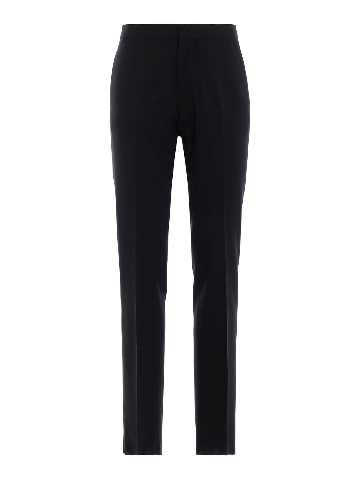 Picture of EMPORIO ARMANI | Men's Satin Band Trousers