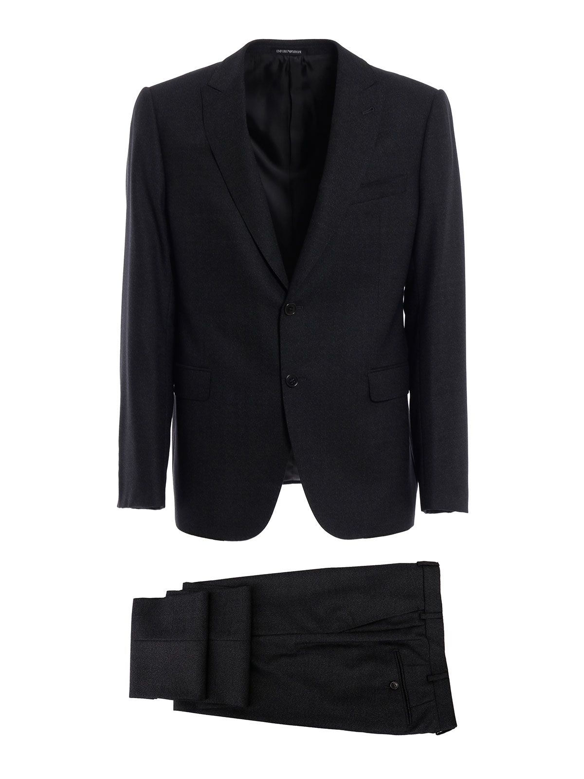 Picture of EMPORIO ARMANI | Men's Wool and Silk Suit