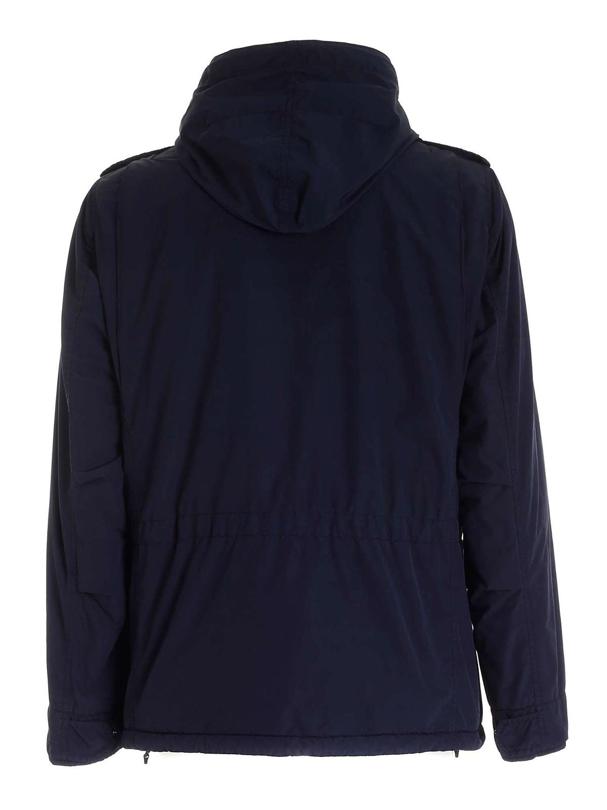 Picture of ASPESI |  New Mini Fiel down jacket