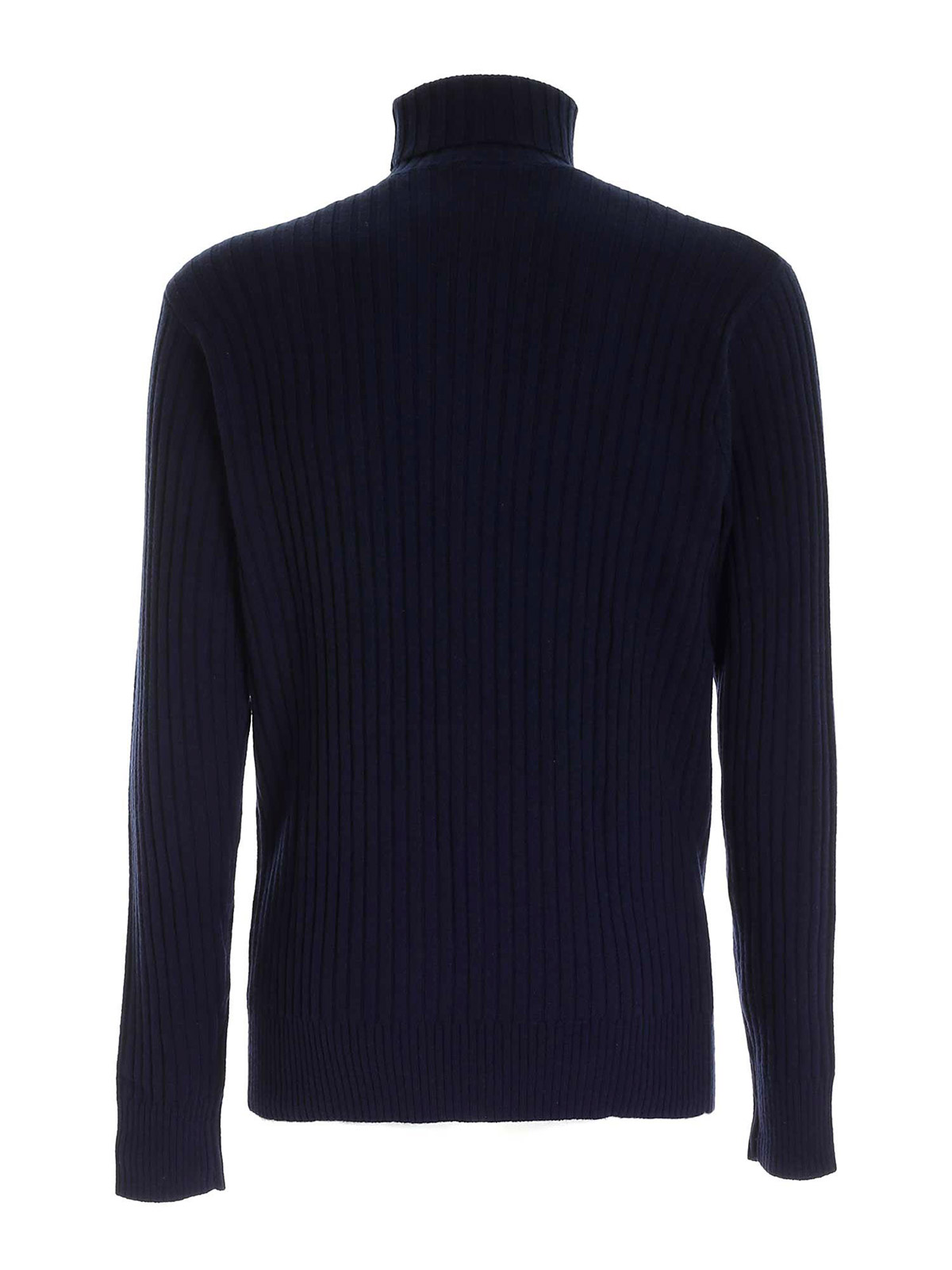 Picture of ASPESI | Men's Yak Turtleneck Sweater