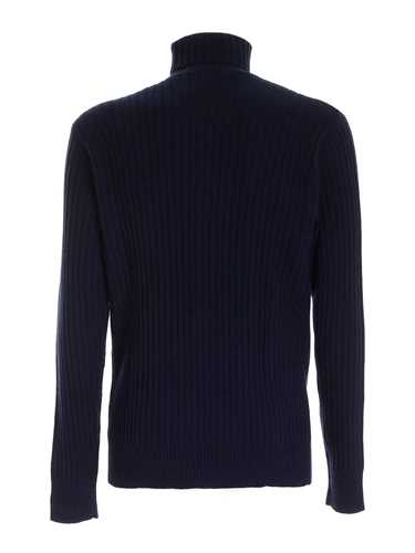 Picture of ASPESI | Men's Yak Turtleneck Sweater