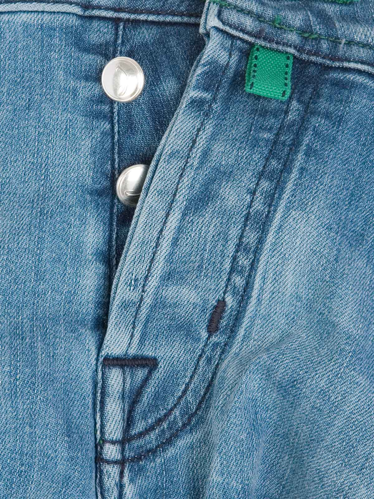 Picture of JACOB COHEN | Comfort Stretch 5 Pockets Jeans