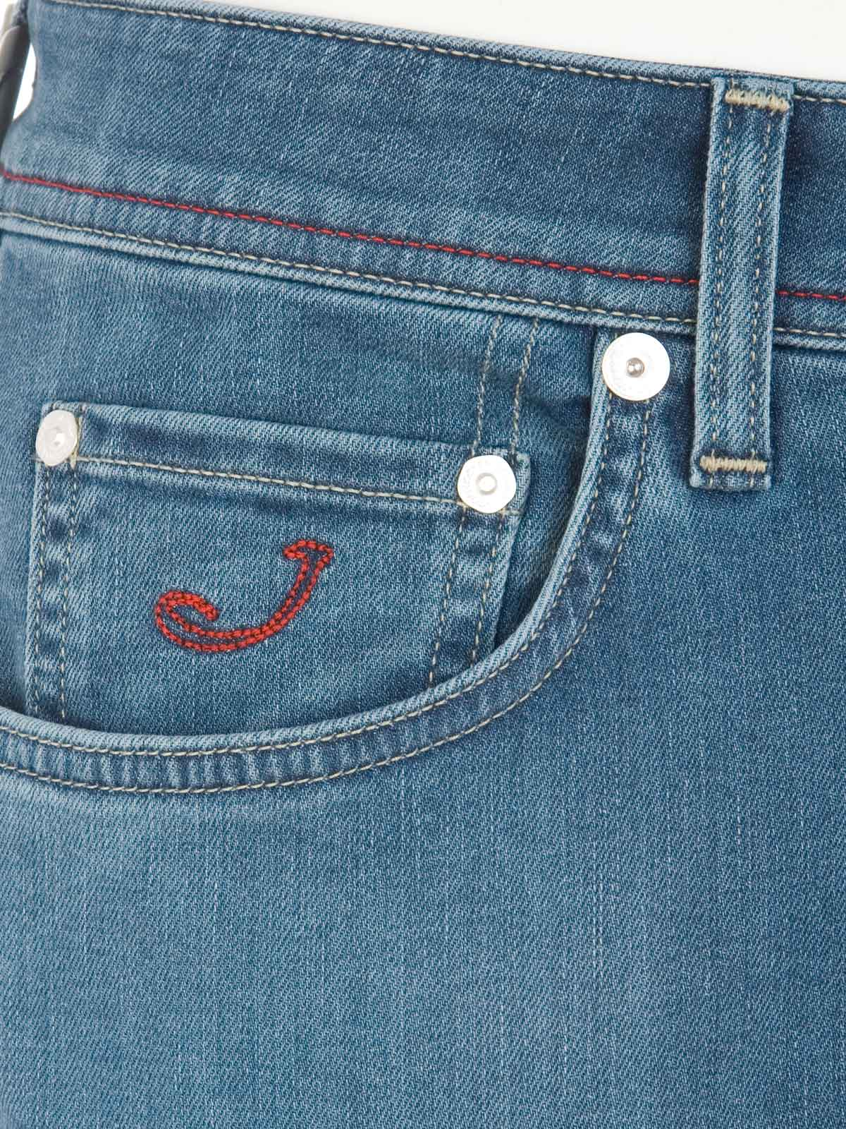 Picture of JACOB COHEN | Comfort 5 Pockets Jeans