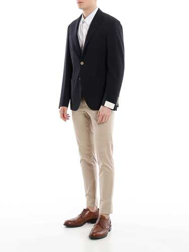 Picture of ELEVENTY | Men's Stretch Wool Blazer