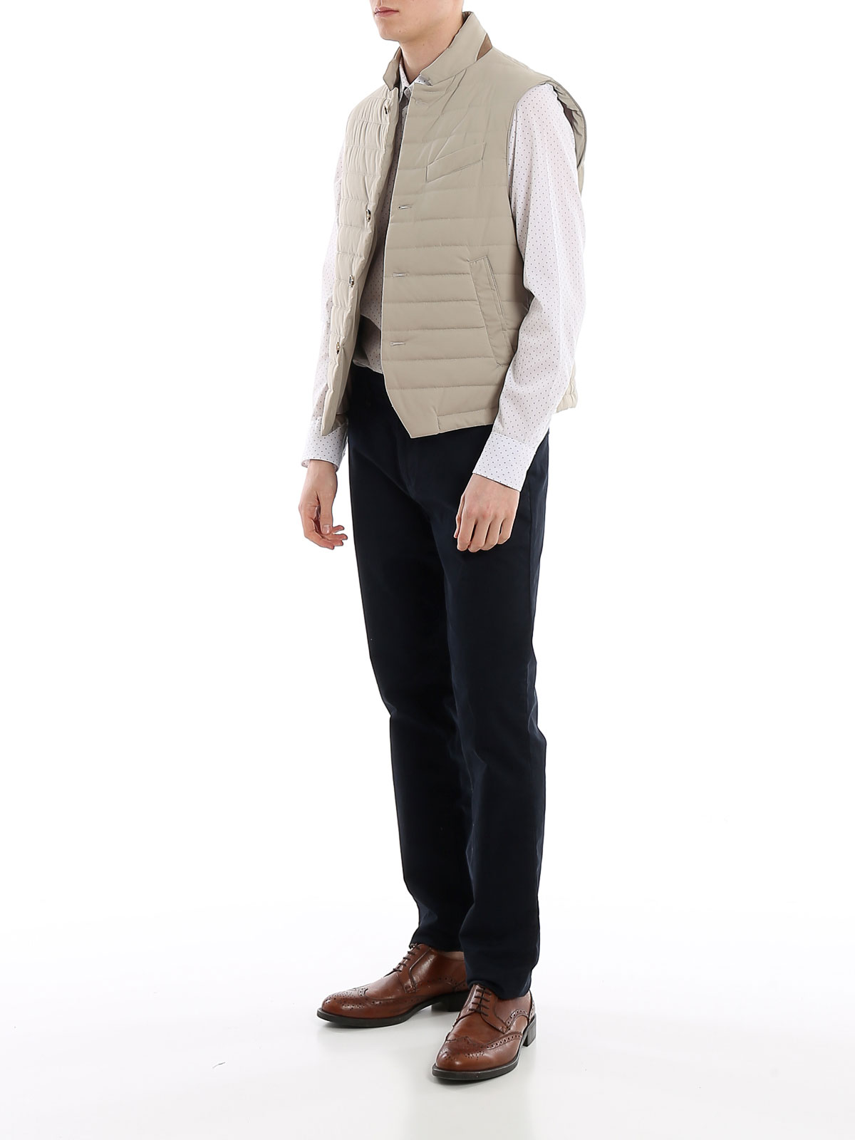 Picture of ELEVENTY | Men's Nylon Padded Vest