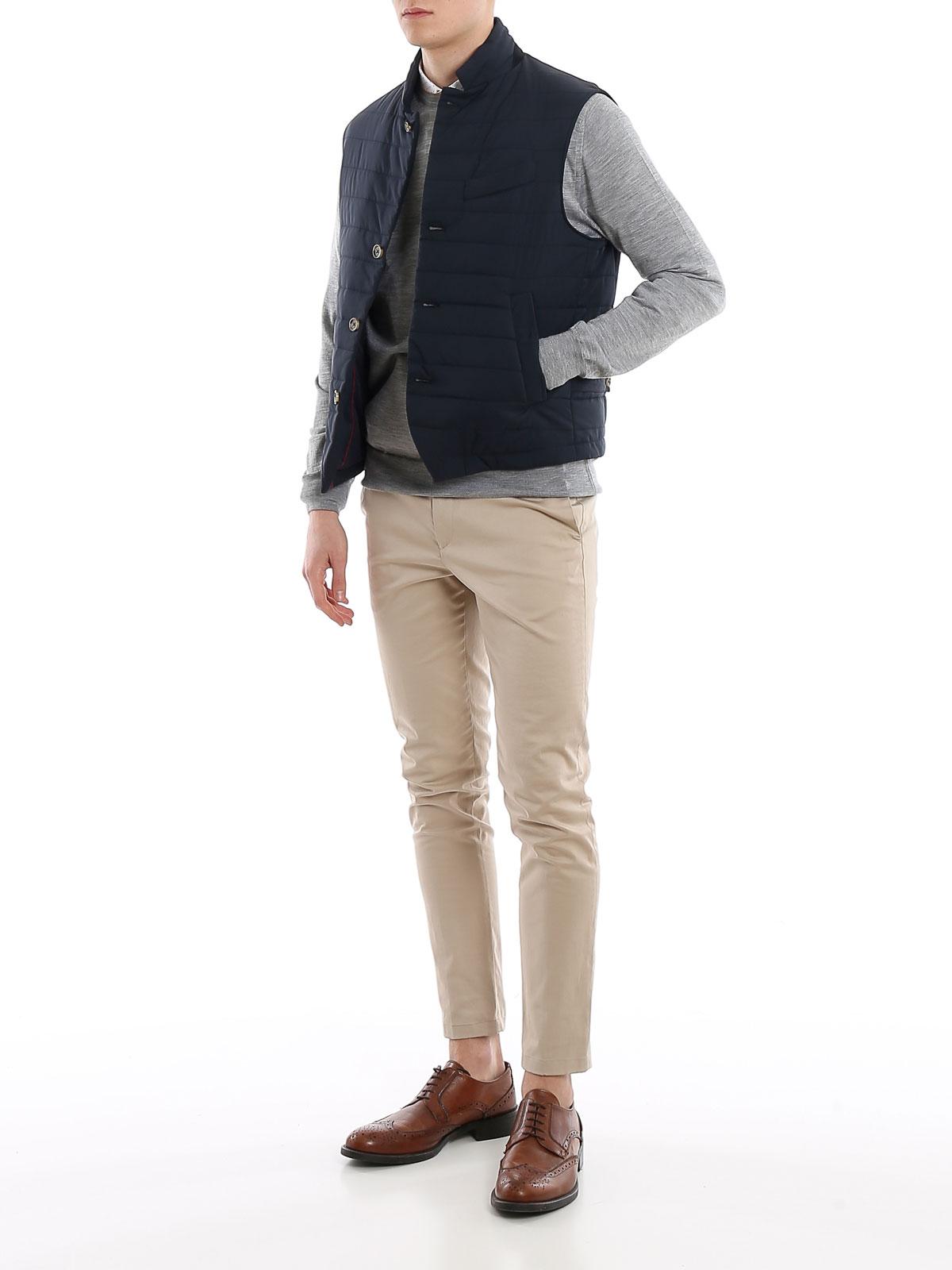 Picture of ELEVENTY | Men's Nylon Padded Vest