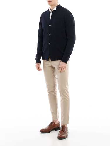 Picture of ELEVENTY | Men's Cotton Cardigan Sweater