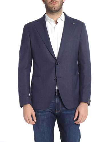 Picture of TAGLIATORE | Men's Pure Wool Blazer