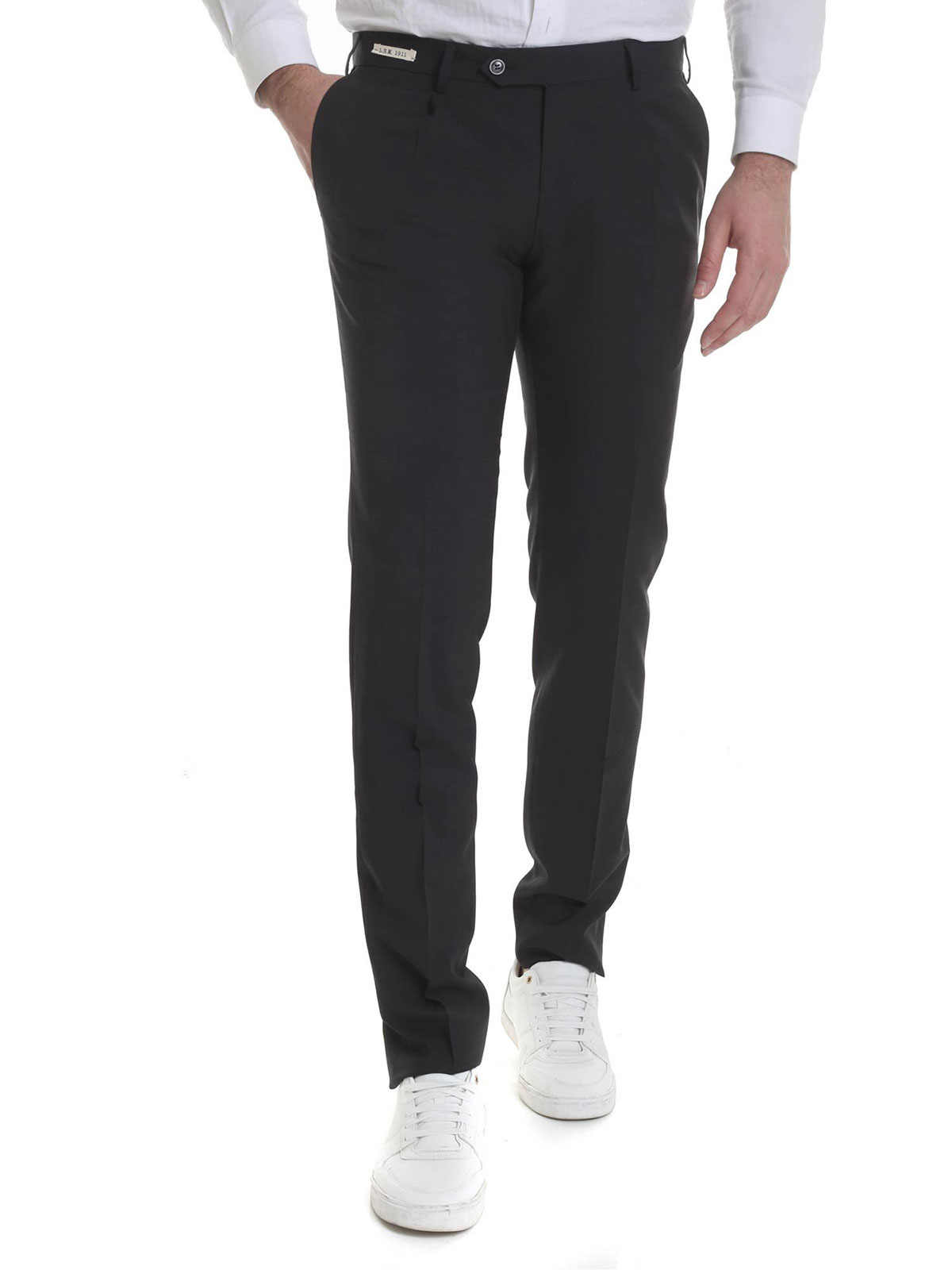 Picture of LBM 1911 | Men's Cool Wool Trousers
