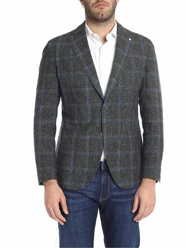 Picture of LBM 1911 | Men's Linen and Cotton Blazer