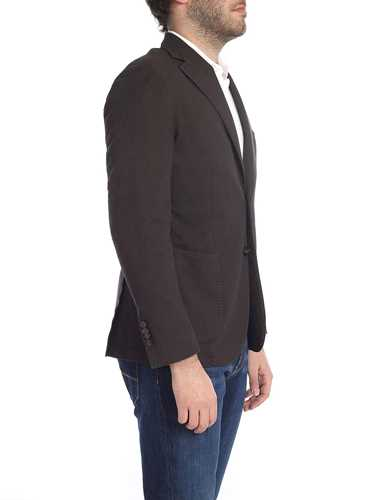Picture of LBM 1911 | Men's Woven Cotton Blazer
