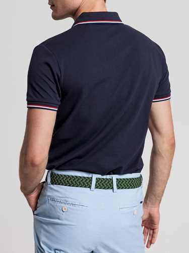 Picture of GANT | Men's 3-Color Piqué Rugger Regular Fit