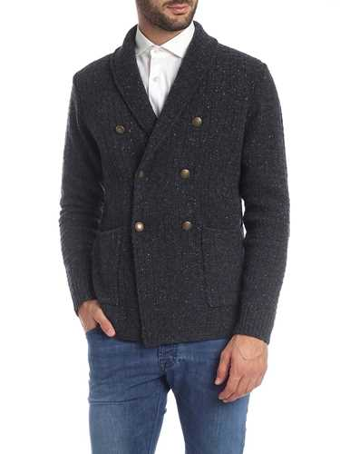Picture of ELEVENTY | Men's Double-Breasted Cardigan