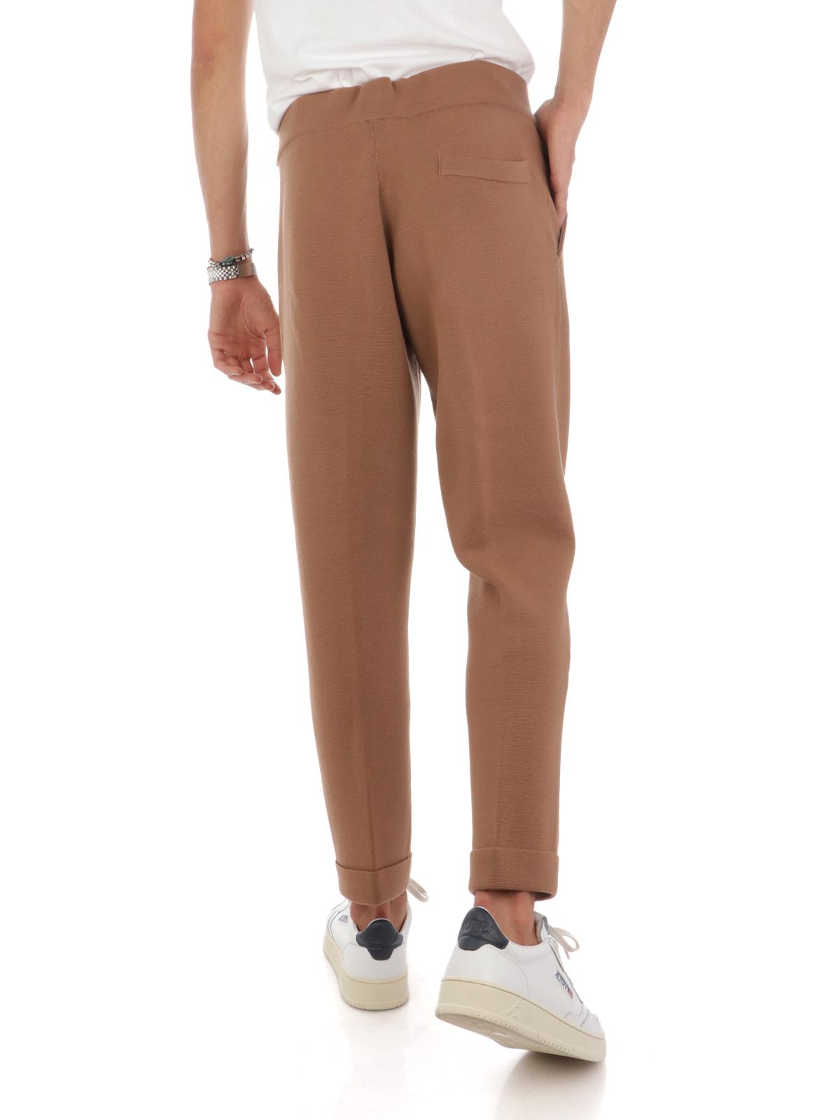 Picture of ELEVENTY | Men's Wool Sport Sweatpants