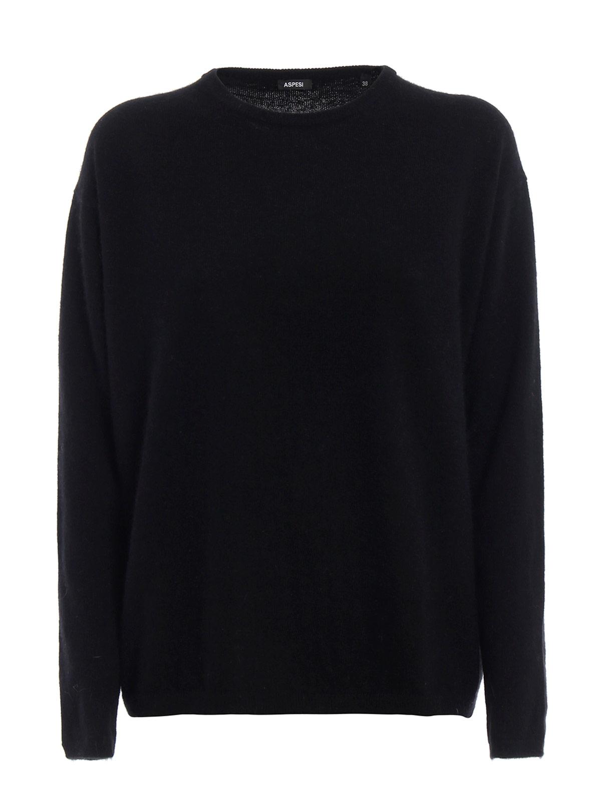 Picture of ASPESI | Women's Wool and Angora Sweater