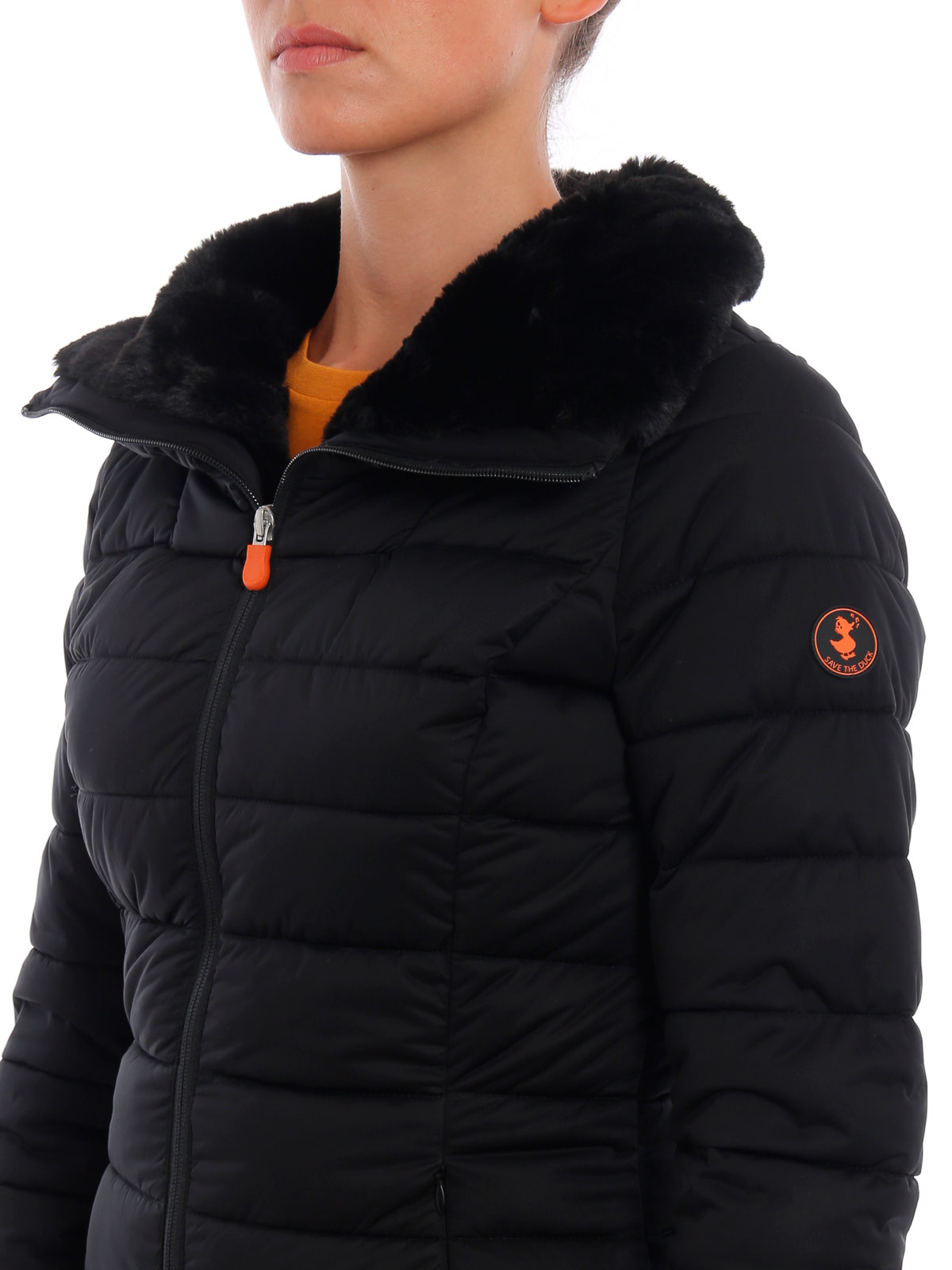 online store d952f ba6f8 SAVE THE DUCK Women's Puffer Jacket D4366W SOLD7