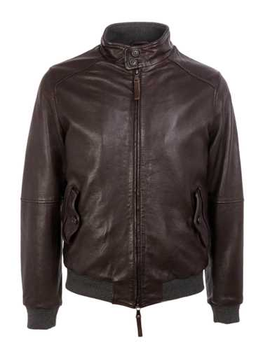 Picture of THE JACK LEATHERS | Men's Jason Flap Jacket