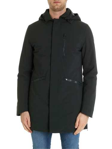 Picture of SAVE THE DUCK | Men's Down Parka D4539M