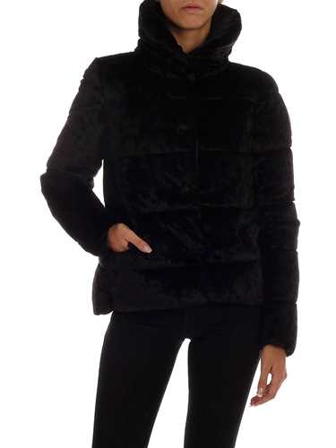 Picture of SAVE THE DUCK | Women's Velvet Down Jacket D3017W