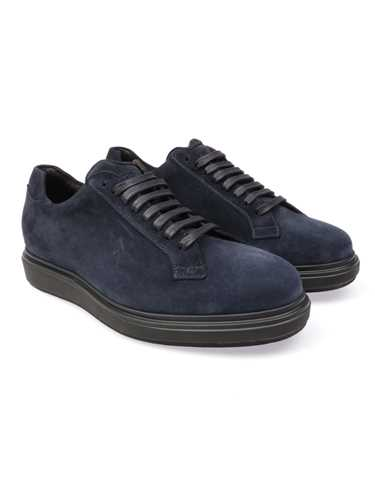 Picture of BARRETT | Men's Brera Suede Sneaker