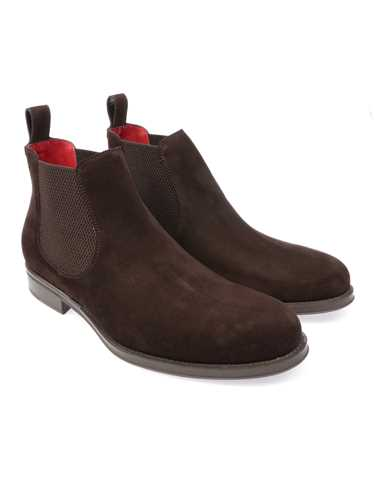 Picture of BARRETT | Men's Suede Beatle Boot