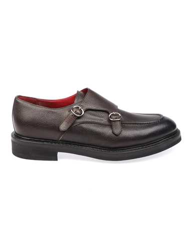 Picture of BARRETT | Men's Double Buckle Leather Loafer