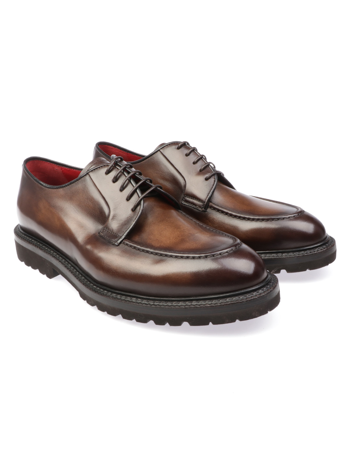 Picture of BARRETT | Men's Calfskin Derby Shoe