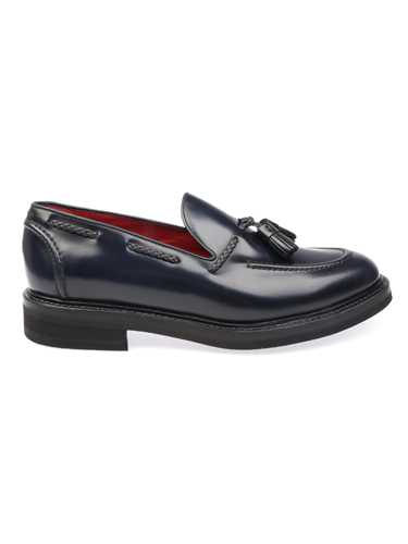 Picture of BARRETT | Men's Patent Leather Loafer with Tassels