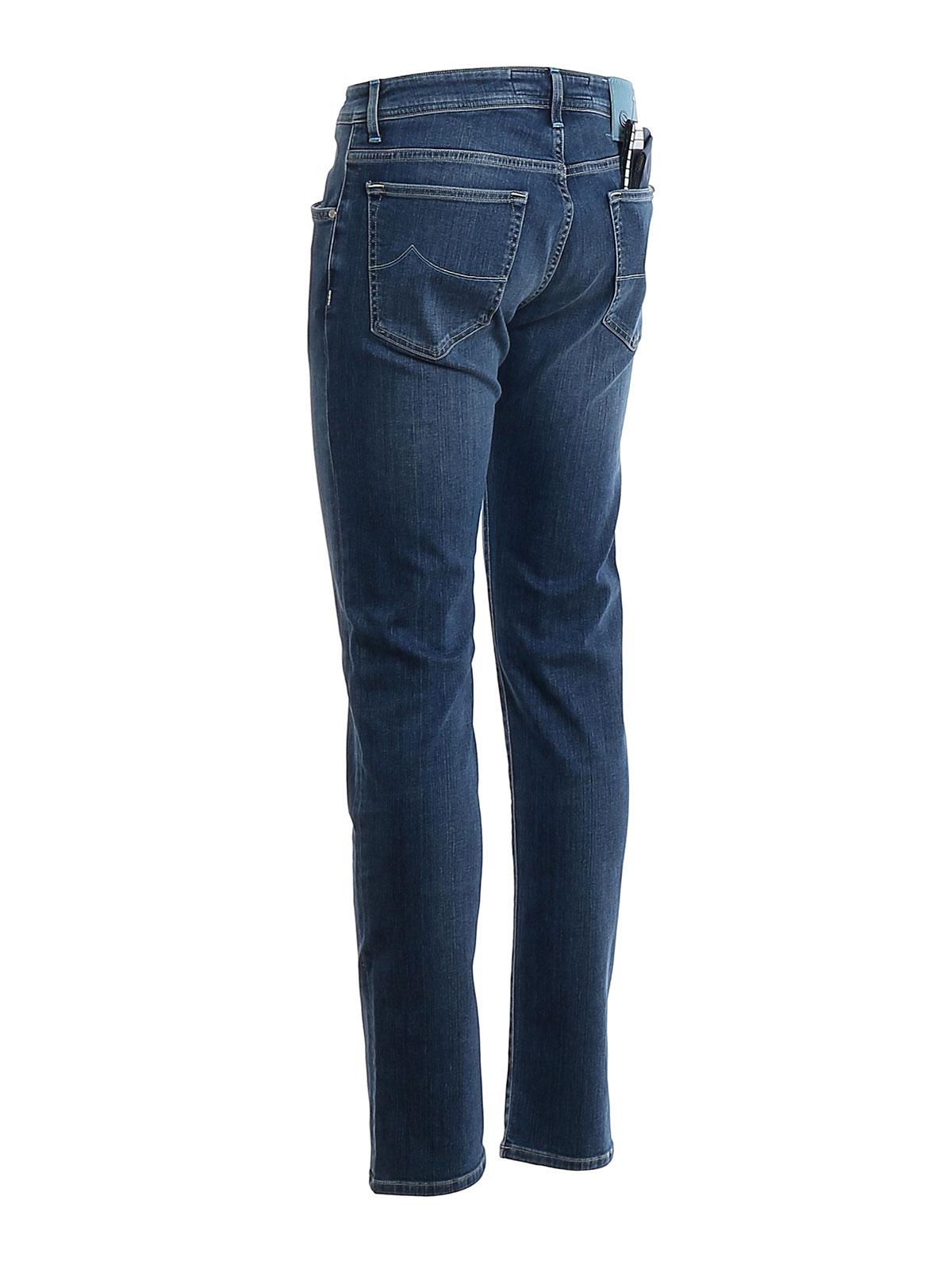 Picture of JACOB COHEN | Men's Style 622 Comfort Denim Jeans