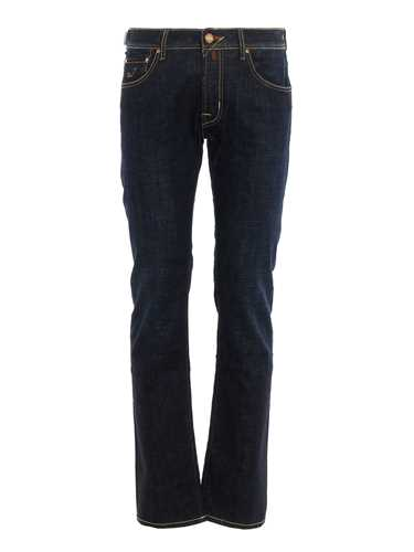 Picture of JACOB COHEN | Men's Style 622 Coin Patch Jeans