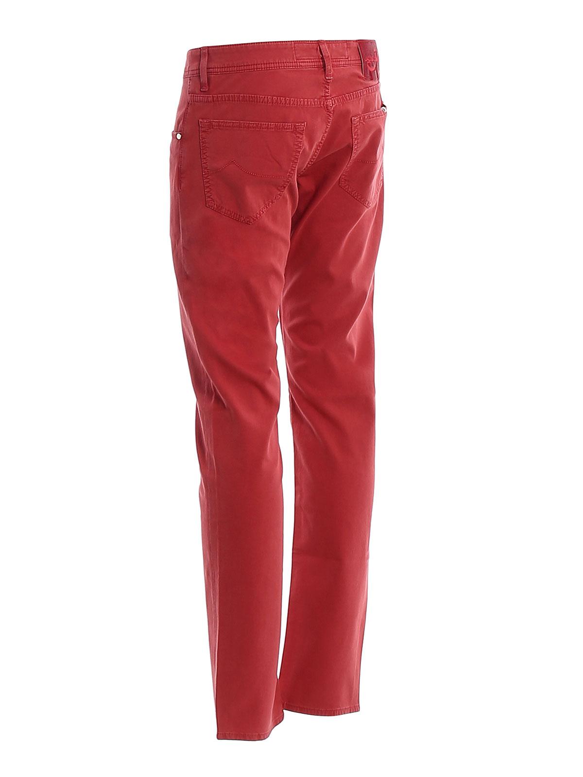 Immagine di JACOB COHEN   Pantaloni Uomo Style 622 Jacquard