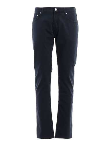 Picture of JACOB COHEN | Men's Style 622 Jacquard Pants