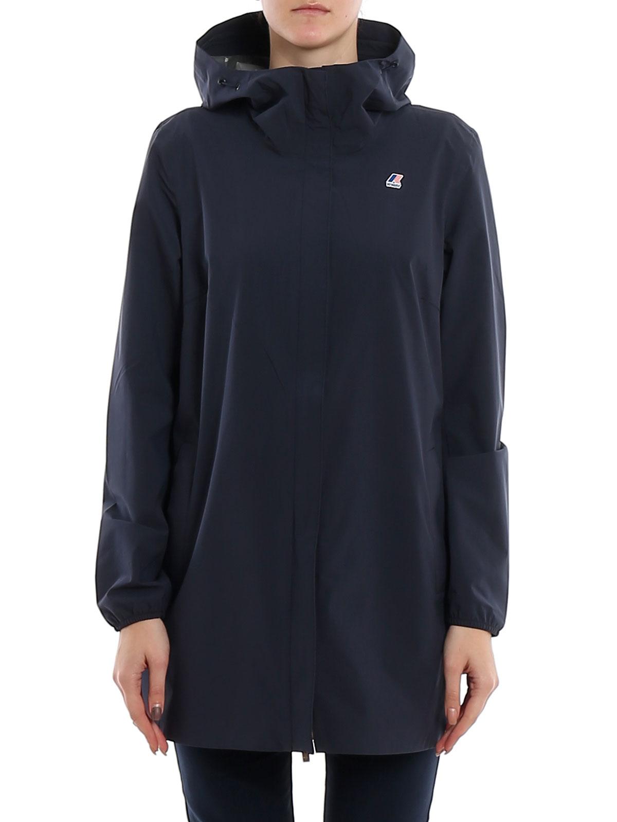 Picture of K-WAY | Women's Sophie Nylon Dot Coat