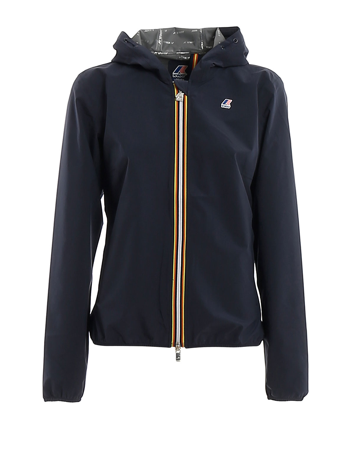 Picture of K-WAY | Women's Lil Nylon Dot Jacket