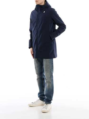 Picture of K-WAY | Men's Tommy Bonded Parka