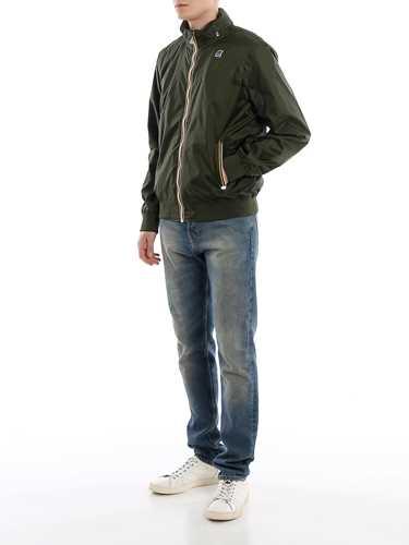 Picture of K-WAY | Men's Amaury Nylon Jacket