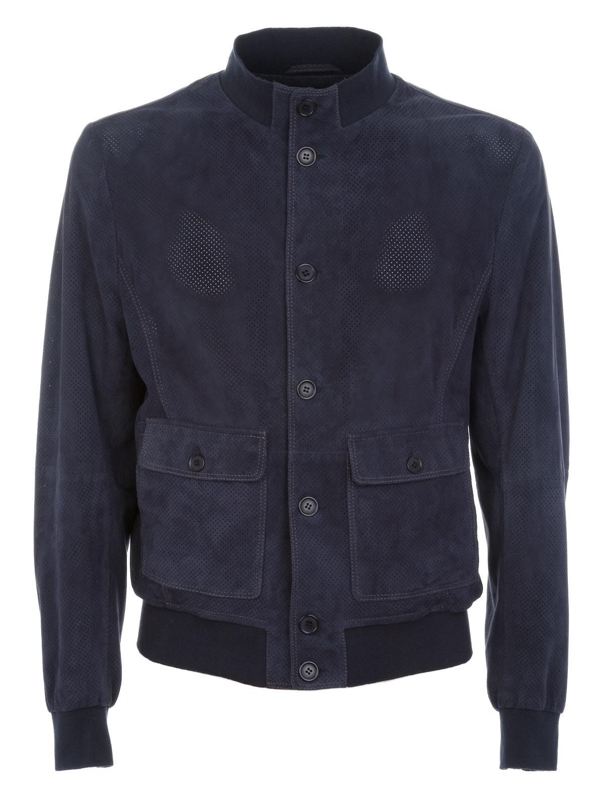 Picture of Gimo's | Soft Perforated Nappa Jacket