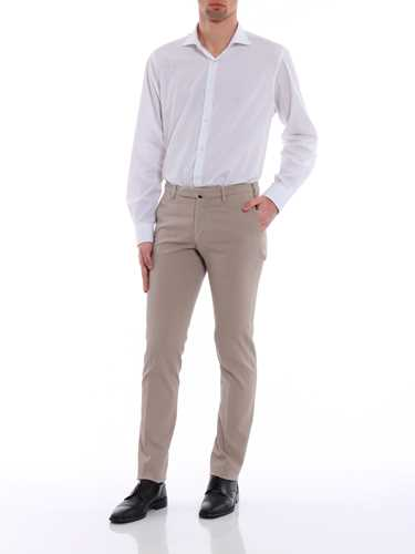 Picture of INCOTEX | Men's Cotton Trousers
