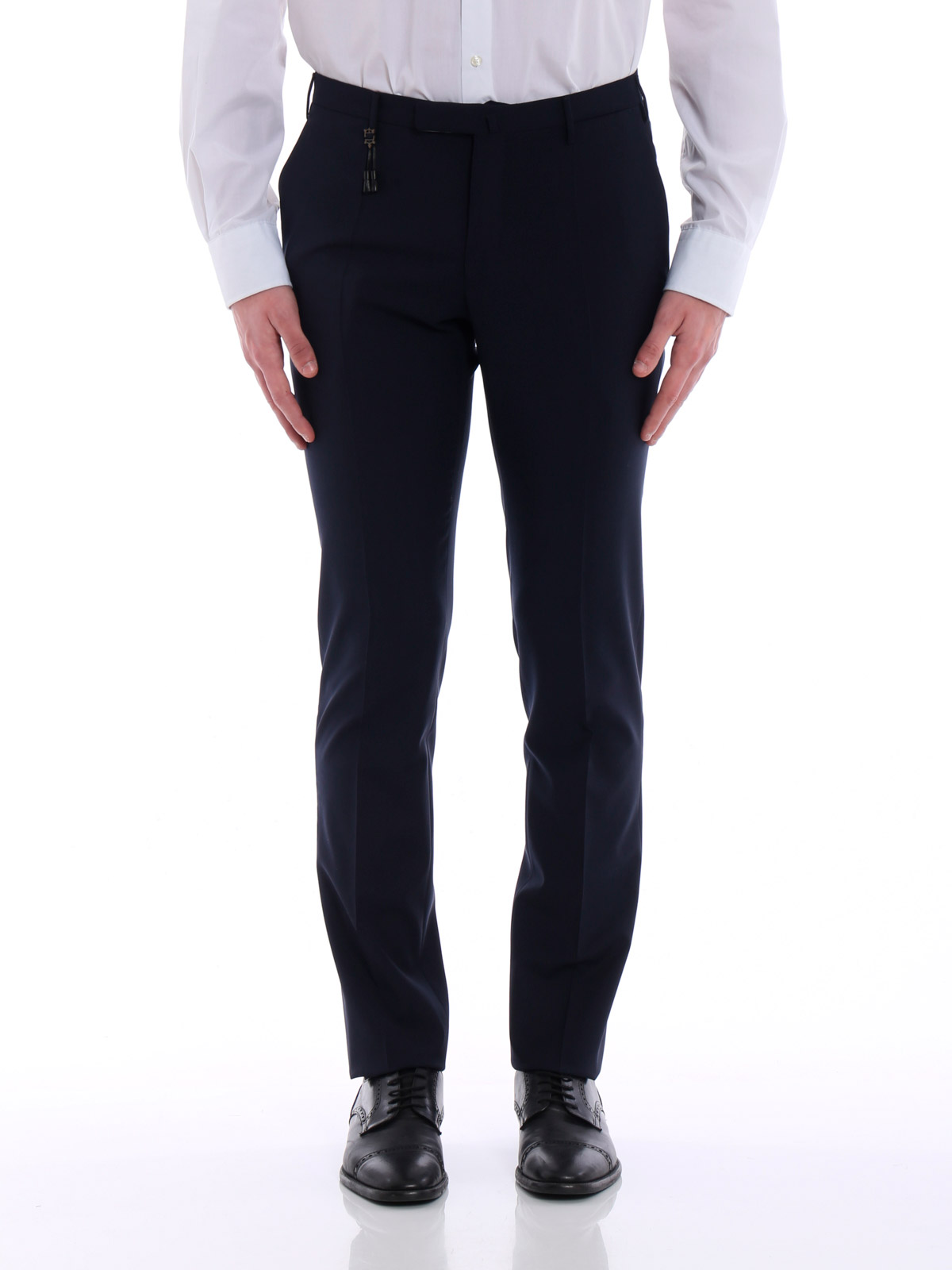 Picture of INCOTEX | Men's Wool Trousers