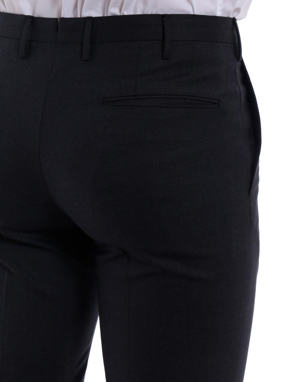 Immagine di INCOTEX | Pantaloni Uomo Lana