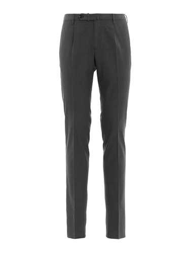 Picture of INCOTEX | Men's Cotton Jacquard Trousers