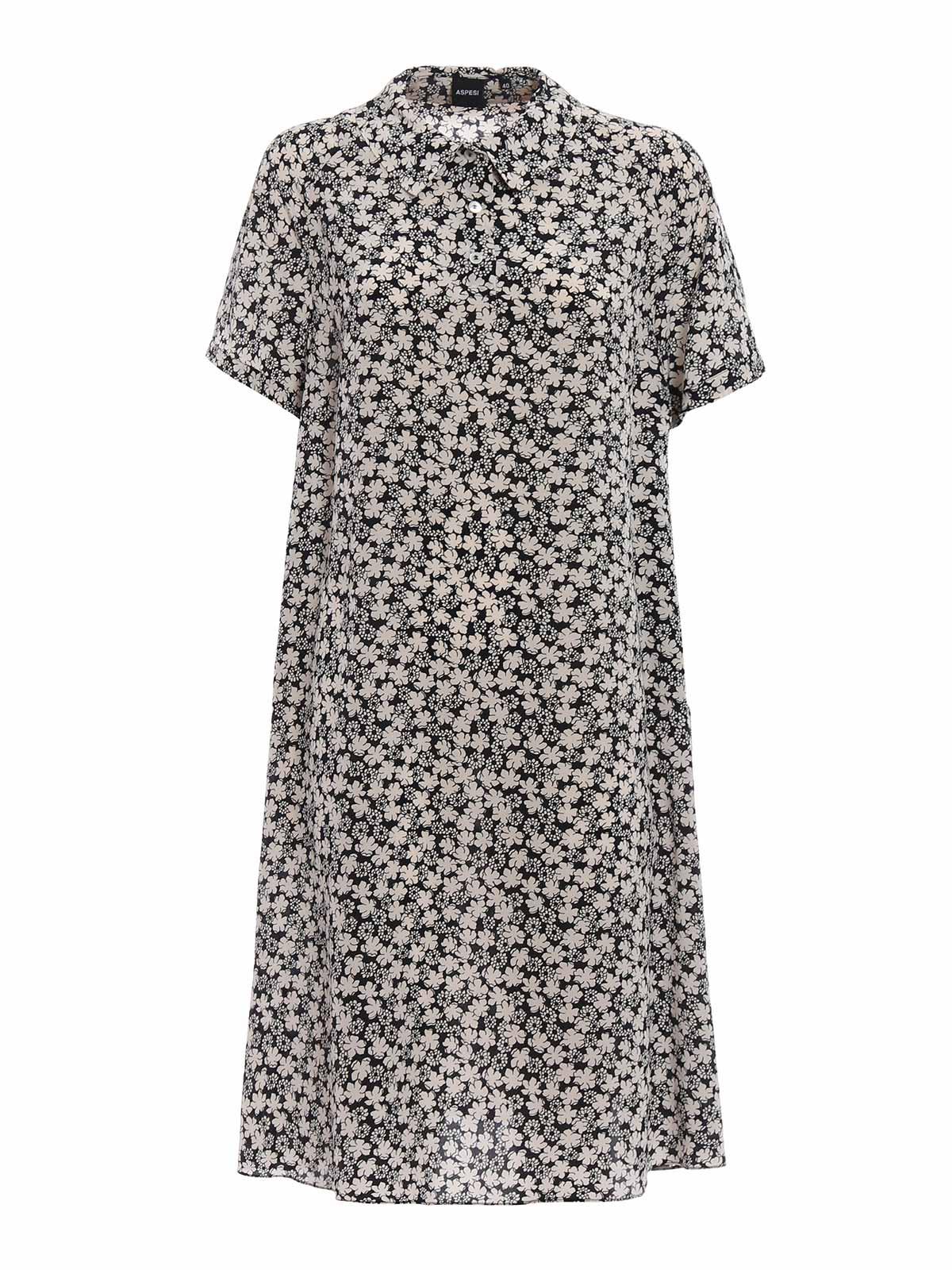 Picture of ASPESI | Women's Silk Dress