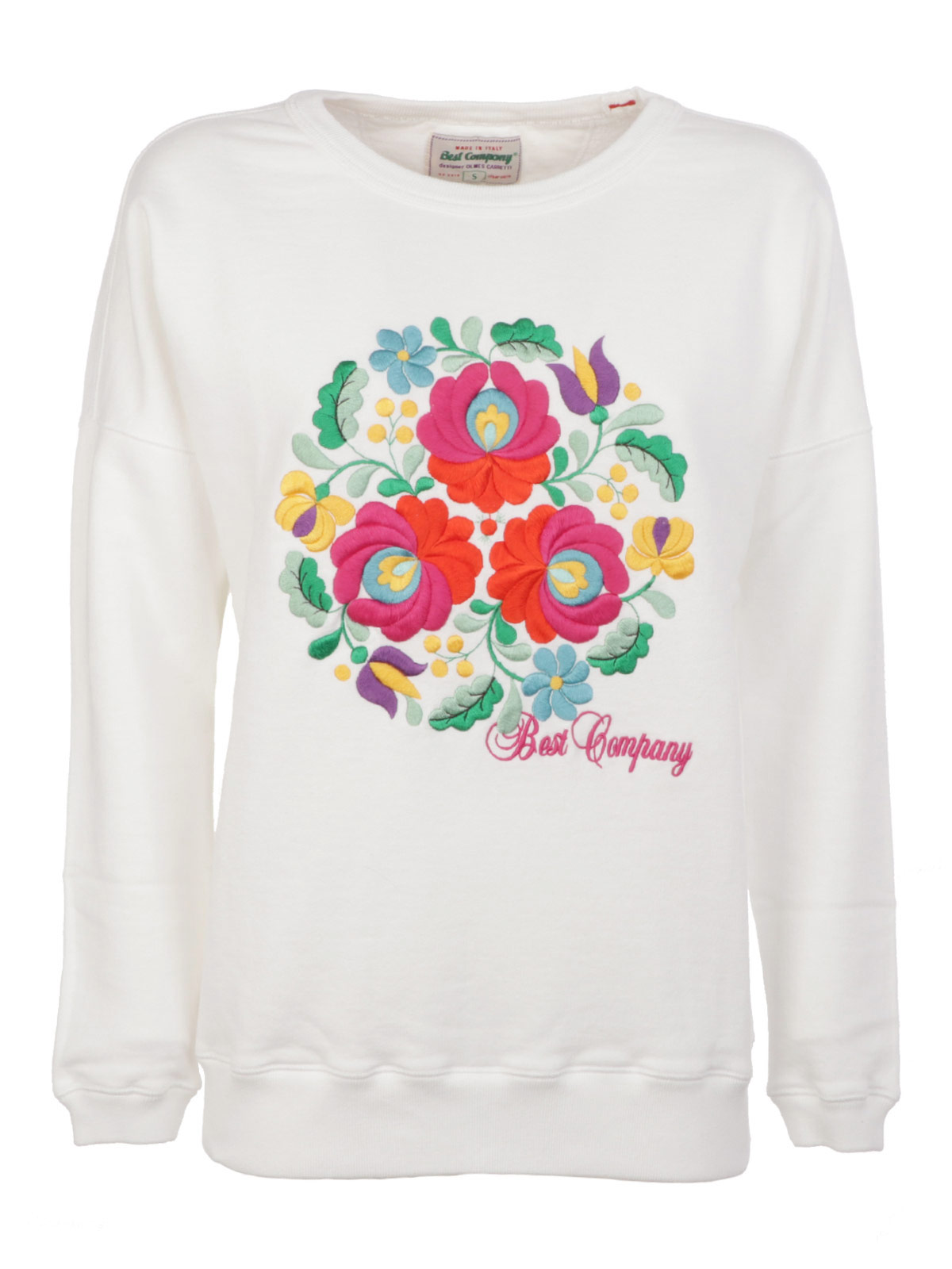Picture of BEST COMPANY | Women's Embroidered Sweatshirt