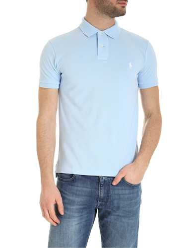 Picture of POLO RALPH LAUREN | Men's Slim Fit Polo Shirt