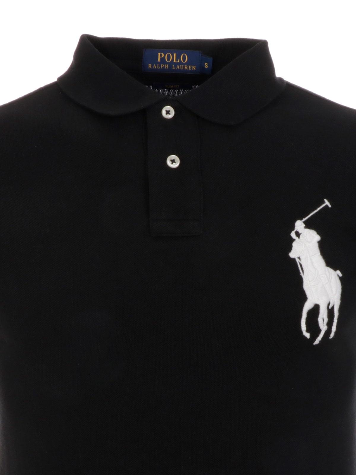 Picture of POLO RALPH LAUREN | Men's Maxi Logo Polo Shirt